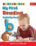 My First Reading Activity Book: Develop Early Reading Skills