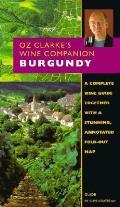 Oz Clarks Wine Companion Burgundy