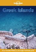 Lonely Planet Greek Islands 1st Edition