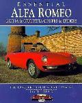 Essential Alfa Romeo Giulia & Giulietta Coupes & Spiders The Cars & Their Story 1954 1995
