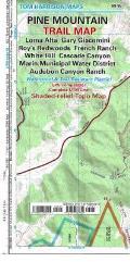 Pine Mountain Trail Map