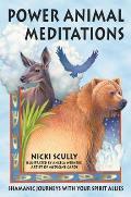 Power Animal Meditations Shamanic Journeys with Your Spirit Allies