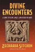 Divine Encounters A Guide to Visions Angels & Other Emissaries