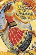 Triple Goddess Tarot The Power of the Major Arcana Chakra Healing & the Divine Feminine
