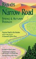 Bashos Narrow Road Spring & Autumn Passages