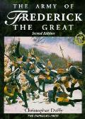 Army Of Frederick The Great 2nd Edition