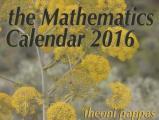 Cal 16 Mathematics Calendar 2016