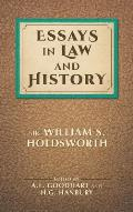 Essays in Law and History