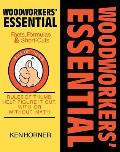 Woodworkers Essential Facts Formulas & Short Cuts Figure It Out with or Without Math