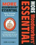 More Woodworkers Essential Facts Formulas & Short Cuts Figure It Out with or Without Math