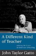 Different Kind Of Teacher