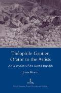 Theophile Gautier, Orator to the Artists: Art Journalism of the Second Republic