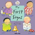 My First Signs Baby Signing Board Book
