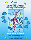 Color and Save the Ocean: A Coloring Book for All Ages