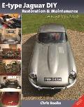 E-Type Jaguar DIY: Restoration and Maintenance