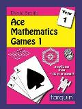 Ace Mathematics Games 1: 16 Exciting Activities to Engage Ages 5-6