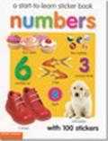 Start to Learn - Numbers: A Start-To-Learn Sticker Book with 100 Stickers