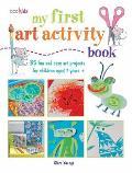 My First Art Activity Book