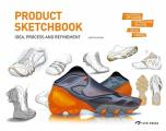 Product Sketchbook Idea Process & Refinement