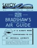 Bradshaw's International Air Guide, No. 1