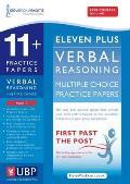 11+ Verbal Reasoning Multiple Choice Practice Papers