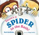 There's a Spider in the Bath!: A Super Suspense Story, with Giant Pop-Up Spider. a Special