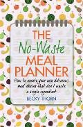 No-waste Meal Planner: Create Your Own Meal Chain That Won't Waste an Ingredient