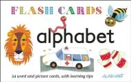 Alphabet - Flash Cards: 54 Word and Picture Cards, with Learning Tips