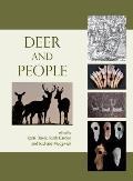 Deer and People