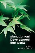 Management Development That Works