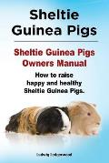 Sheltie Guinea Pigs. Sheltie Guinea Pigs Owners Manual. How to Raise Happy and Healthy Sheltie Guinea Pigs.