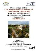 Iccws 2017-Proceedings of the 12th International Conference on Cyber Warfare and Security