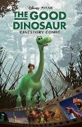 Good Dinosaur Cinestory Comic