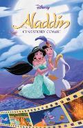 Disney Aladdin Cinestory Comic