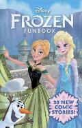Disney Frozen Fun Book