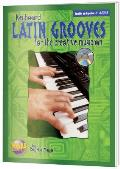 Latin Grooves for the Creative Musician: (Spanish, English & Japanese Language Edition), Book & CD