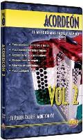 Acordeon, Vol 2: Tu Puedes Tocal El Acordeon YA! (Spanish Language Edition), DVD
