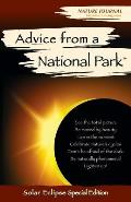 Advice from a National Park: Nature Journal - Solar Eclipse