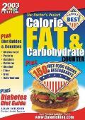 Doctors Pocket Calorie Fat & Carbohydrat