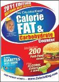 CalorieKing Calorie Fat & Carbohydrate Counter 2011
