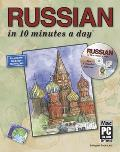 Russian in 10 Minutes a Day With CDROM