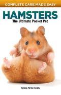 Hamsters The Ultimate Pocket Pet