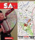 Streetsmart San Antonio Map by Vandam