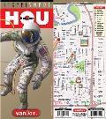 Streetsmart Houston Map by Vandam