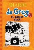 Diario de Greg 9 El Arduo Viaje