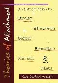 Theories of Attachment An Introduction to Bowlby Ainsworth Gerber Brazelton Kennell & Klause