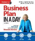 Business Plan in a Day Get It Done Right Get It Done Fast