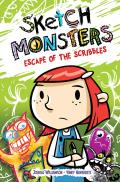 Sketch Monsters Book 1 Escape of the Scribbles