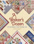 A Baker's Dozen: 13 Kitchen Quilts from American Jane