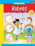 Watch Me Draw Robots